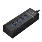 BSTUO 10Gbps High Speed 4-Port USB 3.1 Type-C Micro USB HUB - Black