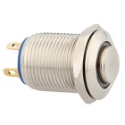 QooK 12mm 3V 2A Momentary On/Off Push Button Switch for Car Auto Boat