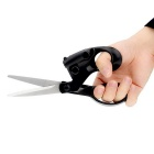 Laser Guided Fabric Scissors Trimmer Accurate Cutting Straight