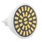 ywxlight hög ljus MR16 7W 32-5733 SMD LED spotlight (220V, 5 st)