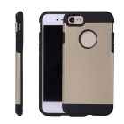 Protective Plastic Back Case Cover for IPHONE 7 PLUS - Champagne Gold