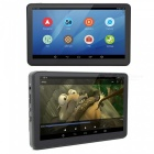 "Junsun A200 7"" Car Rear View GPS Navigation Android 4.4 w/ DVR Camera"