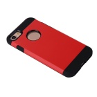 Protective Plastic Back Case Cover for IPHONE 7 PLUS - Red