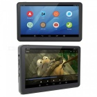"Junsun M515-80S 7"" Vista traseira do carro GPS Android 4.4 w / DVR Camera"