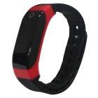 SMAWATCH SM07 Dynamic Heart Rate Monitoring Smart Wristband - Red