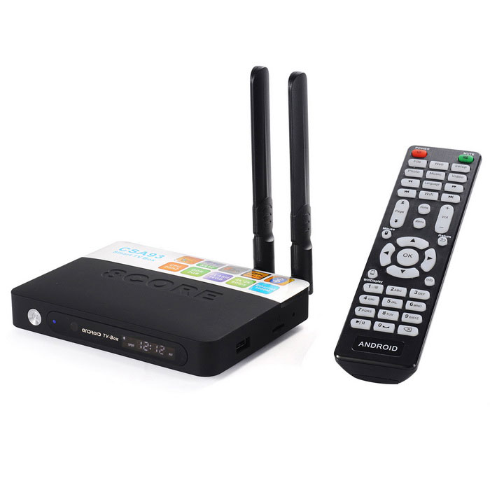 CSA93 Amlogic S912 Octa-Core TV Box w/ 2GB DDR3, 16GB ROM