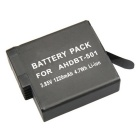 / 1220mAh de la batería de ion-litio 3.85V / decodificado batería para Hero GoPro 5