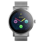SMAWATCH SMA SMA-09 Bluetooth 4.0 Smart Watch - Silver (Steel Band)