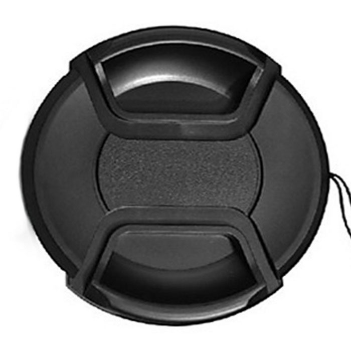 Ismartdigi 72mm Lens Cap for Camera/Mini DV/DV/Mini DSLR/DSLR - Black