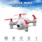 hubsan H002 нано Q4 6-Aixs headles HD камера RC Quadcopter RTF - белый