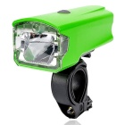 Outdoor Cycling USB Rechargeable Bicycle Headlight Mountain Bike Headlight Cold White 4-Mode