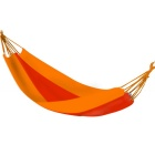 WCSDD0008 Outdoor Camping 2-Person Oxford Hammock - Orange + Red