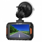 G90 1080P 5MP 140 Degree Wide Angle Full HD Car DVR Recorder