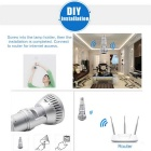 IB-175 Wireless HD 720P Bulb Wi-Fi Camera with LED Light / Microphone