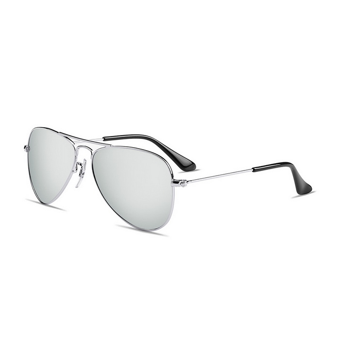 Children's 9506 Polarized Sunglasses for Kids - Silver