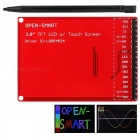 "OPEN-SMART 2.0"" Touch Screen Expension Board w/ Touch Pen for Arduino"