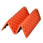HALIN Outdoor Folding Dampproof Foam Picnic Seat Pad - Orange
