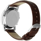 "Y20 Bluetooth V4.0 1.54"" Smart Watch for Android / IOS Devices - Brown"