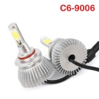 Joyshine 9006 HB4 Car LED Headlight Bulbs 60W 6000lm 6000K Cold White
