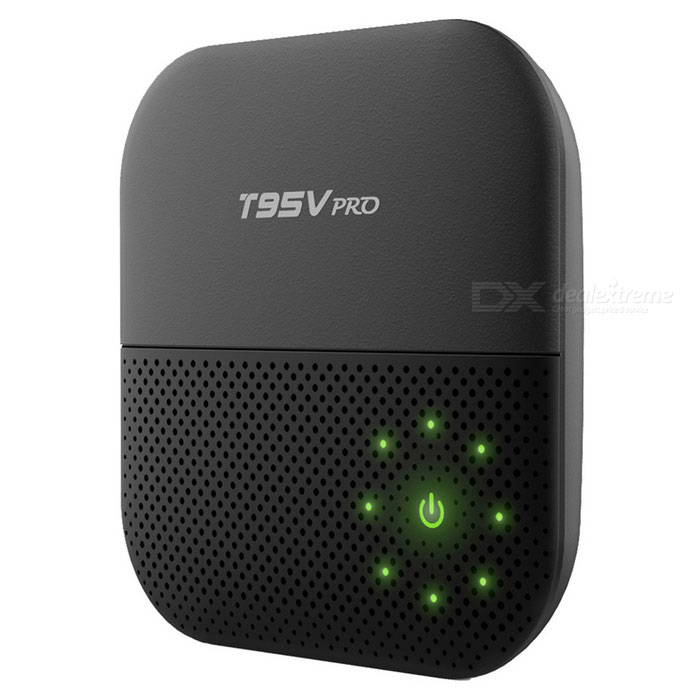 T95VPro Android 6.0 Amlogic S912 Octa-Core TV BOX w/ 2GB ROM, 16GB RAM
