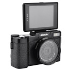 "AMKOV CD-R2 3.0"" 8MP Digital Camera Video Camcorder - Black"