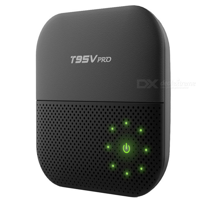 t95vpro android 6.0 amlogic S912 octa-core TV BOX w / 2GB ROM, 16 GB de RAM