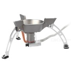 BRS Outdoor Camping Portable Butane Gas Stove - Blackish Grey