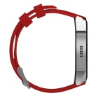 "Fashion Android 5.1 Multi-function Quad-Core 1.39"" Smart Watch - Red"