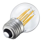 KWB E27 6W Edison Warm White Light Filament Bulb 2700K (AC 220~240V)