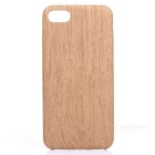 Wood Pattern Ultra Thin Soft PU Leather for IPHONE 7 - Beige