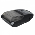 BLCR Portable Mini 58mm Bluetooth Thermal Printer - Black (US Plugs)