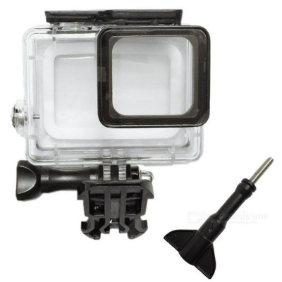 i405 30M Waterproof Housing Case for Gopro Hero 5 Camera - Black