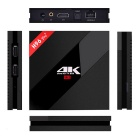OURSPOP H96 PRO Amlogic S912 caja de TV octa-core w / 3GB DDR3, 32GB ROM