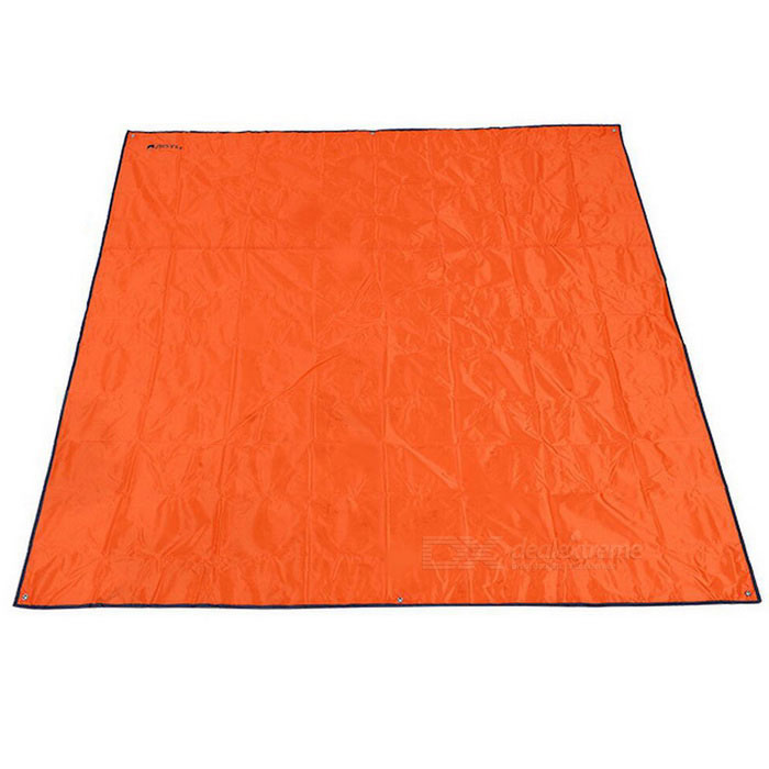 AoTu AT6210 Outdoor Large Oxford Fabric Mat Pad - Orange (215 * 215cm)Sleeping Pad<br>Form  ColorOrangeModelAT6210Quantity1 DX.PCM.Model.AttributeModel.UnitMaterialOxfordBest UseCampingSleeping Pad TypeOthers,Cloth padSleeping Pad ShapeRectangularPacking List1 * Mat<br>