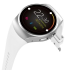 KW18 Latest Fashion Unisex Multi-function Smart Watch - White