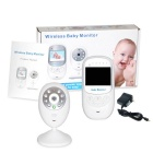 "Show Charm SC-108 2.4"" TFT Screen Wireless Mini Baby Monitor (US Plugs)"