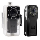 Mini Camera 30m Waterproof Sport Mini DV HD 1080P DVR Motion detection With Infrared Night Vision