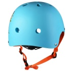 CTSmart CT-08 Bike Cycling Helmet for 4~12 Years Old Kids - Blue (M)