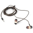 Elephone E1 In-Ear Earphone w/ MIC for IPHONE / Android Device - Gold