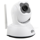 VESKYS 720P 1.0MP Wi-Fi Security IP Camera - White + Black (UK Plug)