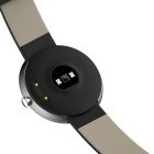 Ordro S10 Smart Bracelet w/ Heart Rate and Blood Pressure Test - Black