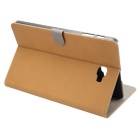 ENKAY Protective Case w/ Stand for Samsung Tab A 10.1 T580 - Brown
