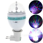 Rotating Lamp Strobe LED Crystal Stage Light for Disco Party Club Bar (AC 85-265V)
