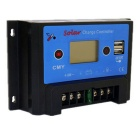 CMY-2410 PWM Solar Power Charging Controller 24V / 10A w/ LCD Display
