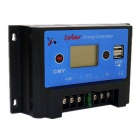 CMY-2420 PWM solarbetriebenen Laderegler 24V 20A w / LCD-Display
