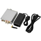 Bluetooth 4.0 High-power Stereo Audio Digital Amplifier - Silver Grey
