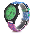 Fashion Creative Quartz Watch for Women Girls - Green