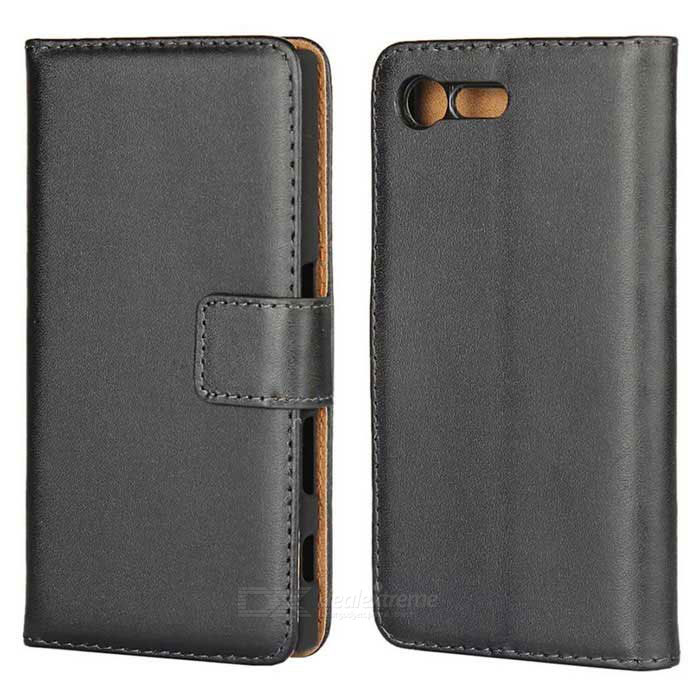Protective Full Body Case for Sony Xperia X Compact - Black