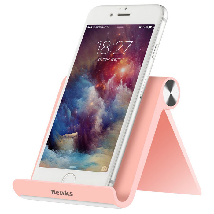 Benks Multi-Angle Cell Phone Stand Holder for Mobile Phone and Tablet