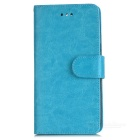 Protective Shock-proof Dust-proof PU Leather Case with Card Slots
